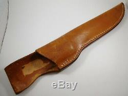 AL MAR M-30 IMMIGRATION BORDER PARTOL Vintage Combat Dagger Knife