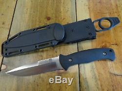 AL MAR Original Sere Operator Knife - Kydex Sheath USA Unused - AMK-SRO