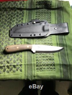 BLIND HORSE KNIVES PLSK1 with Dave Canterbury logo