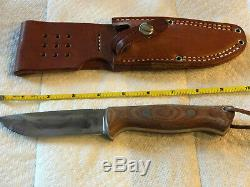 Bark River Bravo 1 fixed blade knife hunting knife