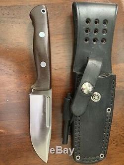 Bark River Bravo Squad Leader Knife CPM 3V 1st Production Run