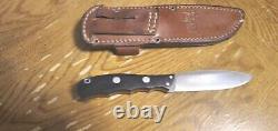 Bark River Knives Bushcraft Hunting Knife
