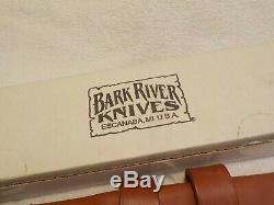 Bark River Knives Prototype Jba-lt Hunting Knife