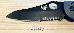 Benchmade Mini Griptilian G10 CPM-20CV knife