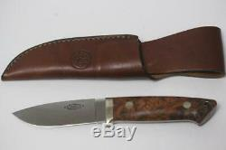 Beretta Model 201A Loveless Design Drop Point Hunter Knife Made in Seki Japan