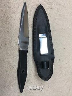 Black Jack Wasp Boot Knife Dagger