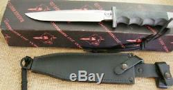 Blackjack Classic Assault Team 11 Fixed Blade Knife In Box