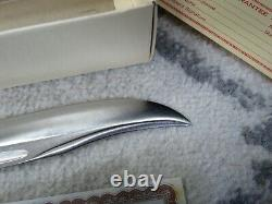 Buck General 120 knife inverted one line stamp made in USA (lot#16528)