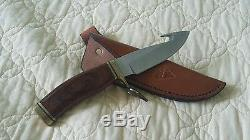 Buck Hunting Knife 1993 Never Used.
