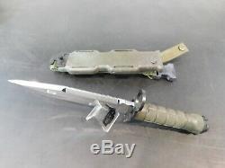Buck Knife M9 Phorbis III Mirror Polished Blade