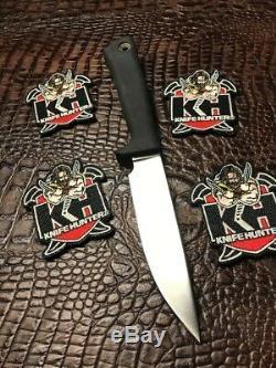 Busse Combat Hack Wardog 1 of 12 Satin INFI Unused Survival Knife