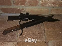 COLD STEEL U. S. A. 1917 Frontier BOWIE KNIFE