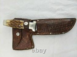 Case XX Stag Hunting Knife and Hatchet Combo