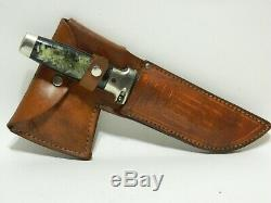 Case xx Vintage Hunting Knife And Axe Combo