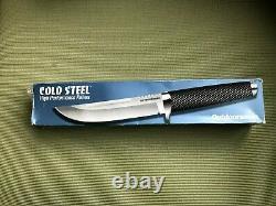 Cold Steel Japan Outdoorsman #18H Fixed Blade Sheath Knife San Mai Steel