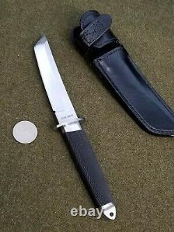 Cold Steel Knives Mini Tanto 4 Blade miniature Knife with original sheath NICE