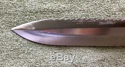 Colin Cox Attack Survival Knife NR