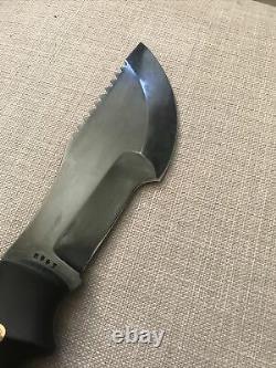 Dave Beck WSK Knife