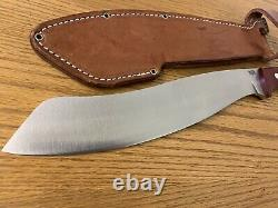 Discontinued Bark River Knives PARANG 1st Production Run Very Hard To Find