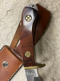 Ek Commando Knife Company Hunter Magnum +Sheath. Very Rare. New