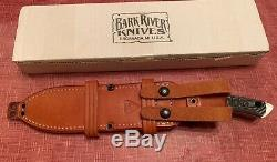 Fobos / Bark River MKB-9 Knife CPM3V Steel Discontinued & Very Hard to Find