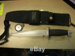GERBER USA portland oregon BMF survival bowie hunting knife