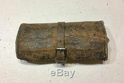 Genuine WW2Hauptner Germany Horn Ferries Exchanger Knife Tool Set Hunting Knives