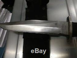 Gerber BMF USA Combat Survival Knife with Sheath HUNTING