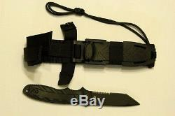 Gerber CFB Combat survival knife 154cm blade w Sheath 30-000598N made in the USA