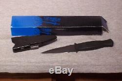 Gerber Guardian Backup Boot Knife Double Edge Dagger Never Used Made In The USA