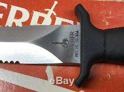 Gerber Mark2 1983 Vintage Knife
