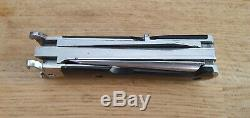 Hunting folding knife of the Kalashnikov system of the USSR 1970s