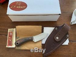 LT Wright Lil Muk Knife CPM-3V