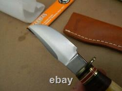 MARBLES Gladstone USA TRAILCRAFT Hunting Knife Stag Handle Mike Stewart Mint