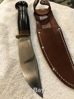 Marbles Gladstone Michigan Hunting Knife Near Mint