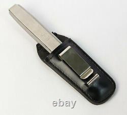 Nice! Rare Vintage Smith & Wesson 6042 Swing Blade Folding EDC Boot Knife Dagger