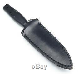 Nice! VTG Valor Miami USA 440 Stainless Japan 486 Black Blade Boot Knife Dagger