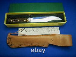 PUMA VTG BOWIE Knife 6396 HIGH CARBON STEEL1989 Made In Germany UNUSED CONDITION