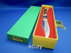 PUMA VTG EMPEROR 915 Lockback Knife1974 Made In Germany USED GOOD CONDITION