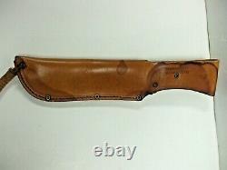 Puma White Hunter 6399 Genuine Pumaster Steel W. Germany Knife & Leather Sheath