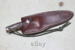 RANDALL MADE 26-4 Pathfinder Stag Handle Knife USA