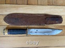 RARE Marbles vintage ideal knife #49 7.75in