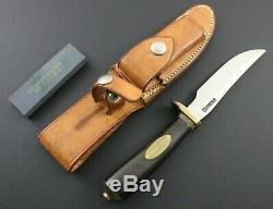 Randall Knife Model # 7, JRB sheath, mint with options