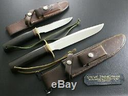 Randall Made Knives # 1 + #5, named to Col. Robert D. Whittington III, US ARMY