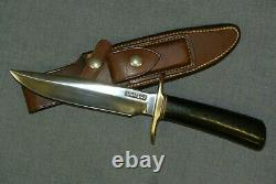 Randall Made Knives #1-6 All Purpose Fighting with Options and Leather Sheath
