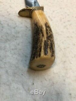 Randall Made Knives Model # 20 Yukon Skinner