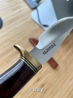 Randall Made Knives Non-catalog Model GTR Special + Sheath Similar 27 Mini Knife