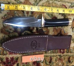 Randall Sergeant Knife SGT Non-Catalog Knives