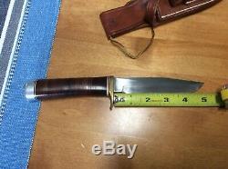 Randall knife/camp