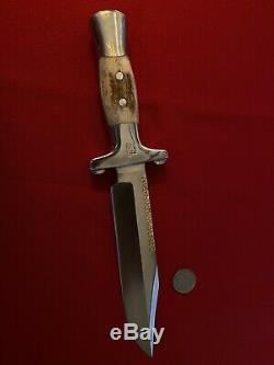 Ruana Bowie Knife 29A Outstanding